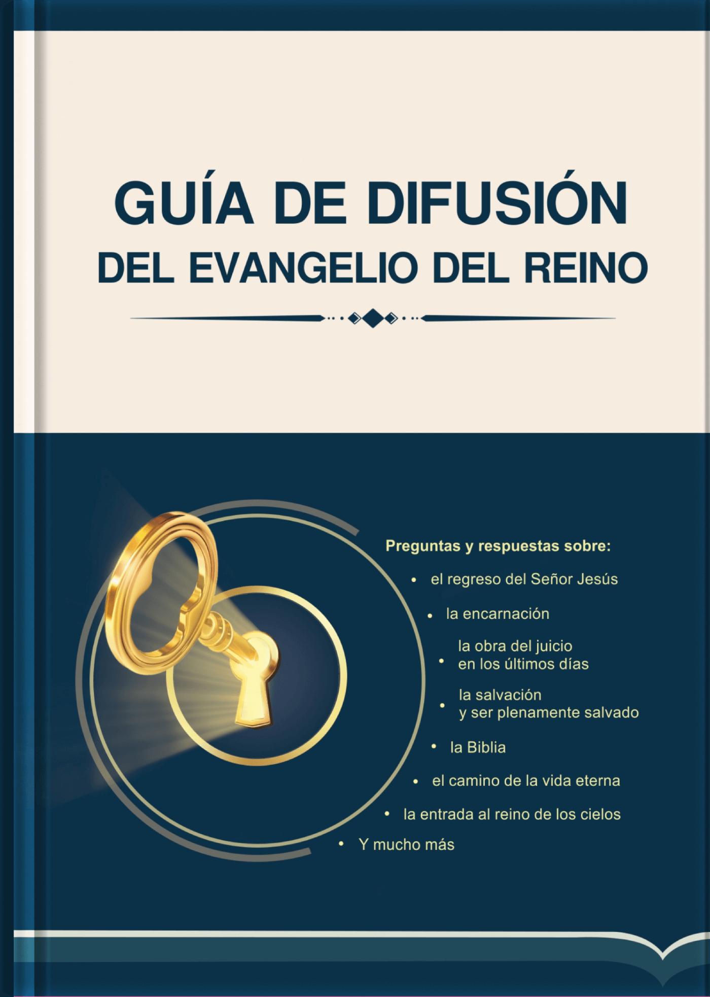 Guía de difusión del evangelio del reino